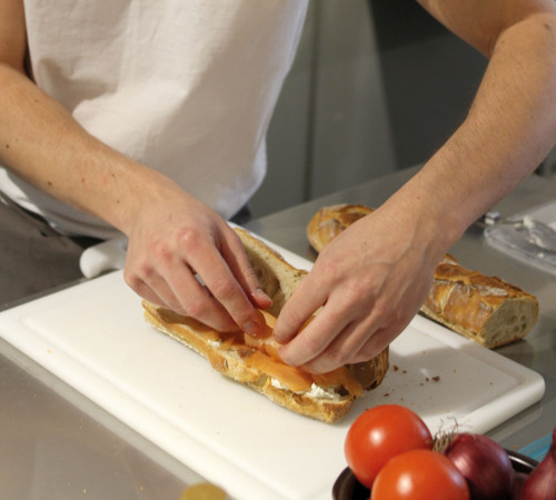 Bereiden-Brood